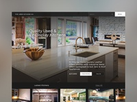 Kitchen Homepage