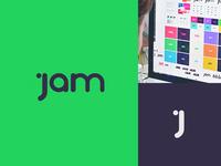 Jam Logo Concept