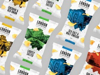 London Flavours Packaging