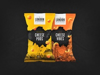 London Flavours Cheese Snacks