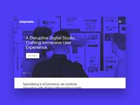 adaptable studio site 2016