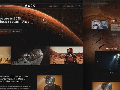 Mars — National Geographic