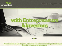 Admetus Website