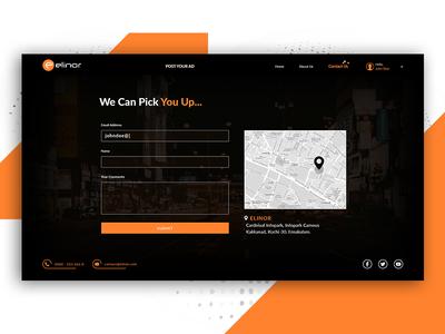 Digital web Page