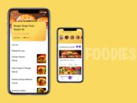 Foodies App