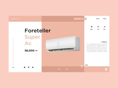 Foreteller - Air conditioner