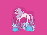 Unicorns' secret lives