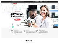 KGS   Swiss Client Design - Home Page