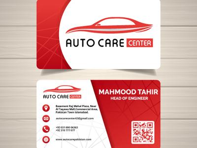 Business Card | Auto Care Center