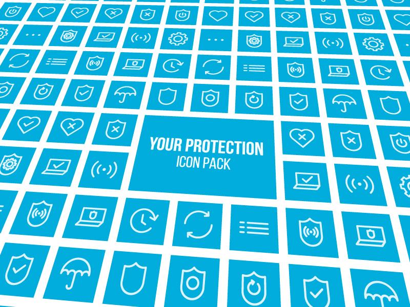 Antivirus Icon pack antivirus vector ui icon set icons icon design icon