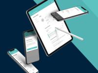 Account Settings in responsive design
