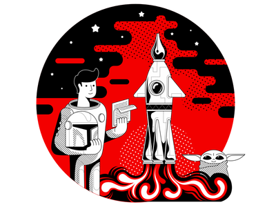 'subscribe' illustration