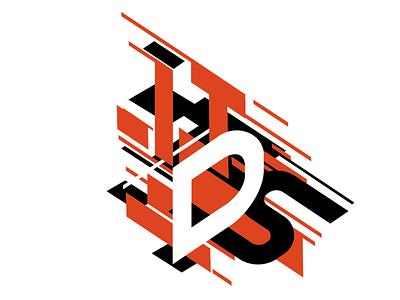 Logo for IT startup logotype