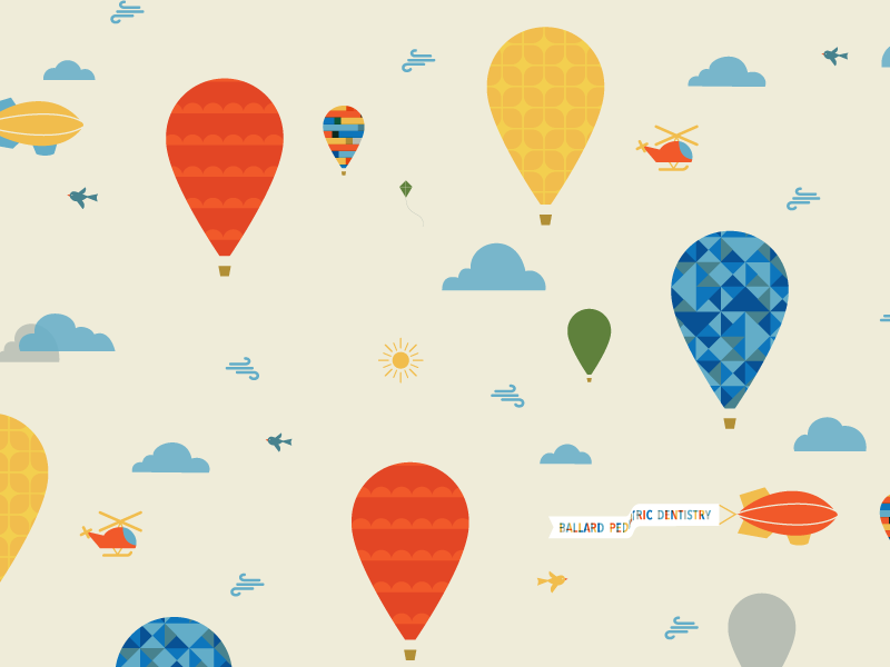 Ballard Pediatric Dentistry Wallpaper. by Trish Mahoney