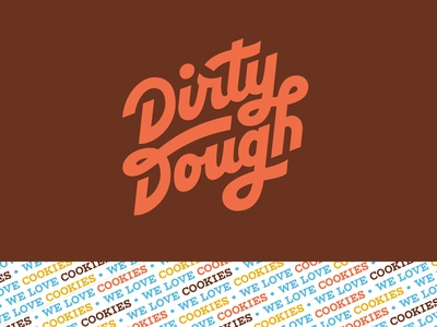 Dirty Dough Logo