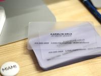ACVDO Business Cards