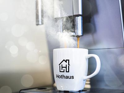 Hothaus Property Ltd | Logo & Brand Identity logotypes vector illustration wordmark logotype design graphic designer sketching branding brand hand lettering typography icon iconography monogram identity