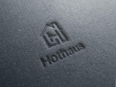 Hothaus Property Ltd |  Embossed Logo Design logotypes vector illustration wordmark logotype design graphic designer sketching branding brand hand lettering typography icon iconography monogram identity