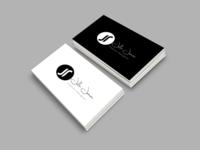 Julia James Interior Designer Identity Design