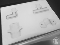 Pipe Fittings Icons | Sketching & Vectorising