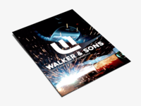 Walker & Sons Fabrications | Logo Design