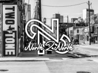 North 2 North Clothing Brand | Logo Design