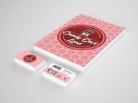 Candy Cart Land | Print Design