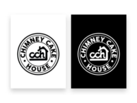 Chimney Cake House | Logo Design