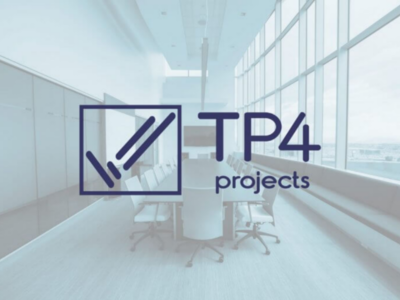 TP4 Projects Ltd | Identity Design