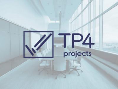 TP4 Projects Ltd   Identity Design