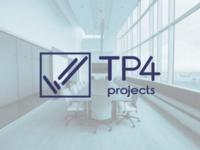 TP4 Projects Ltd | Identity Design