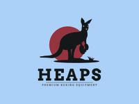 Heaps Boxing Logo
