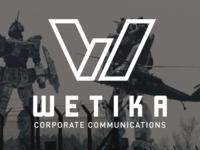 Wetika Communications Logo
