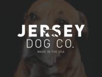 Jersey Dog Co. Logo