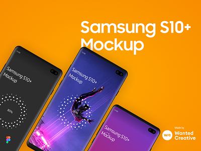 Samsung S10  Mockup samsung s10 plus samsung s10 samsung mock-ups mock ups mock up mockup design mockup mobile app app figmadesign figmaafrica figma design