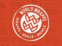 World Wrapps: Logo