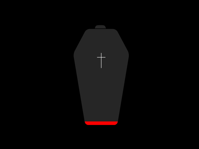 RIP Battery