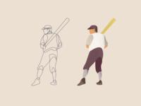 Babe Ruth 2/3