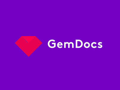 Gem Docs - Simple