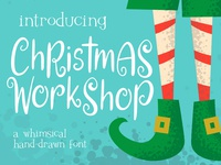 Christmas Workshop Font