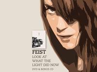 Feist DVD Release Poster