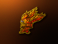 Phenix Mascot Logo