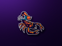 Scorpion Mascot Logo