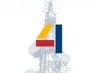 PTV Redesign Concept logos logotype tv network tv logo designer logo mark behance digital illustration 4 photoshop graphic design illustrator logo design filipino pinoy philippines logo logo redesign ptv 4 ptv