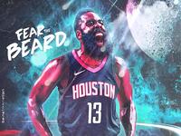 NBA Poster Series: James Harden