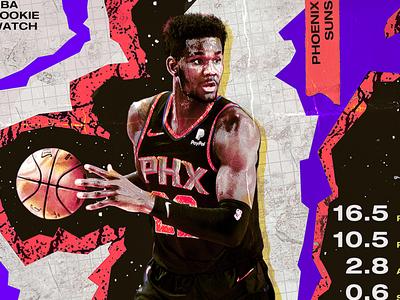 NBA Rookie: Deandre Ayton