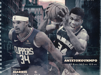 NBA Players of the Week