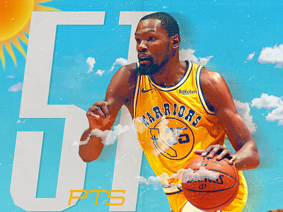 NBA Poster Series: Kevin Durant