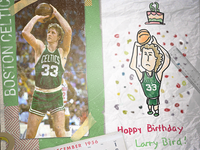 Happy Birthday Larry Bird