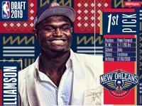 2019 NBA Draft: Zion Williamson
